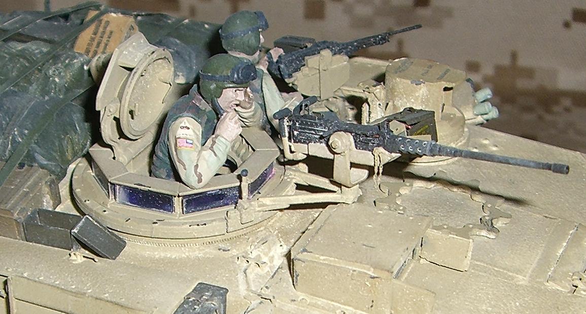 M1A1 AIM & M1A2 SEP Ght2jr
