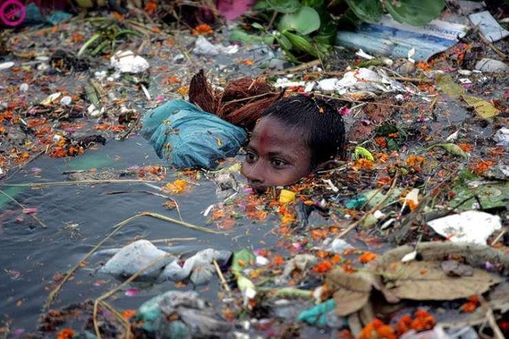 Gdzie trafiają plastikowe odpady 2