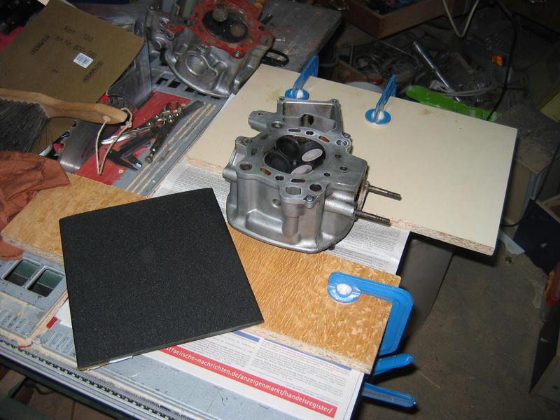 Zylinderkopfdichtung wechseln ohne Motorausbau Glasplattebereitzumscenovq