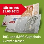 Anzeige OTTO Gutschein