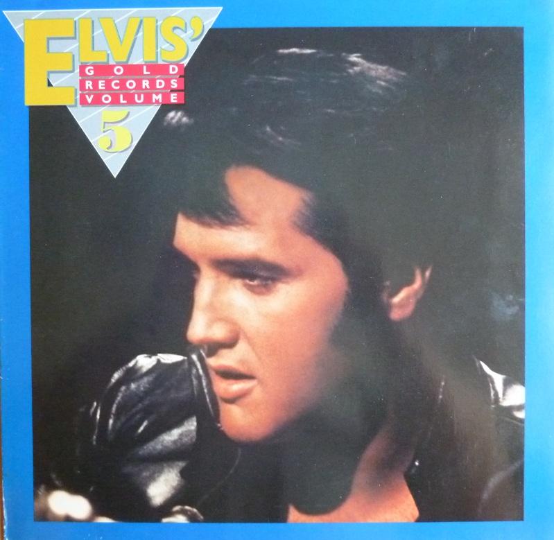 ELVIS' GOLD RECORDS VOL. 5 Goldrec5front42u79