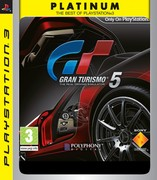 Gran Turismo 5 (PS3 Platinum)