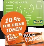 IKEA.de Anzeige 10% Aktion