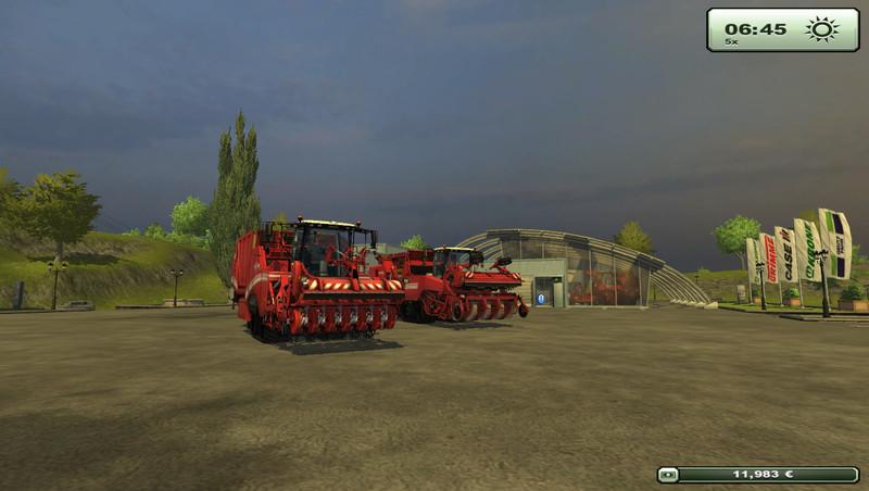 Grimme Car Rental V 1.0 By Acert –  Farming Simulator 2013 Mod