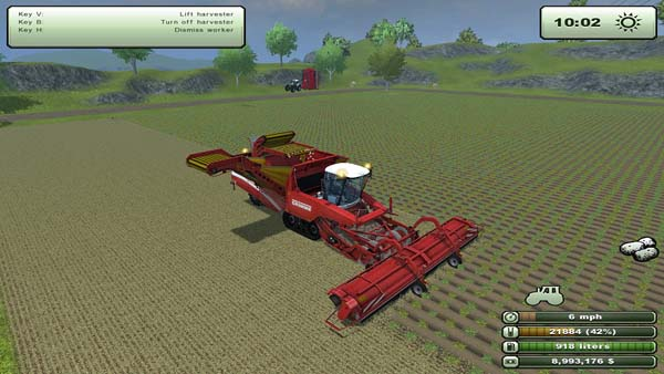 GRIMME TECTRON CW 415 7.2 NEW v 2.0 [MP]