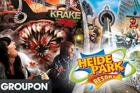 Groupon: Tageskarte für das Heide Park Resort (Heide Park Soltau!) für nur 19,50€!