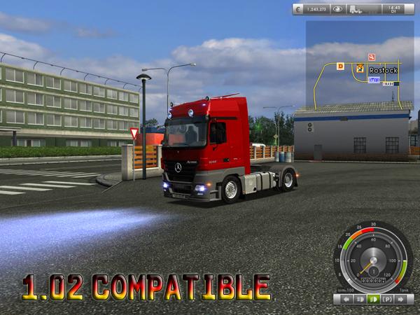 Mercedes-Benz Gts_1.02_compatiblexkzd