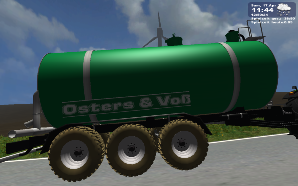 GuelleBomber 30000L Osters & Vob Skin