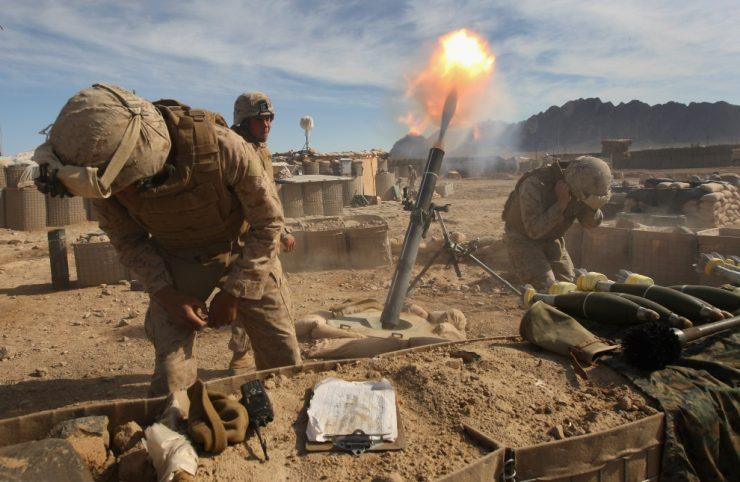 Zdjęcia z wojny w Afganistanie 8