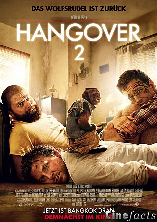 Cover: Hangover.2.TeleSync.LD.German.XVID-ZERBERUS