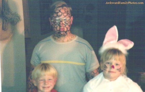 Najdziwniejsze zdjęcia z rodzinnych albumów #10 12