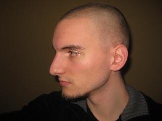 3mm haare und bart