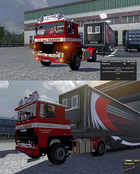 Scania 141 Super convert [BETA] Haarenjqax6
