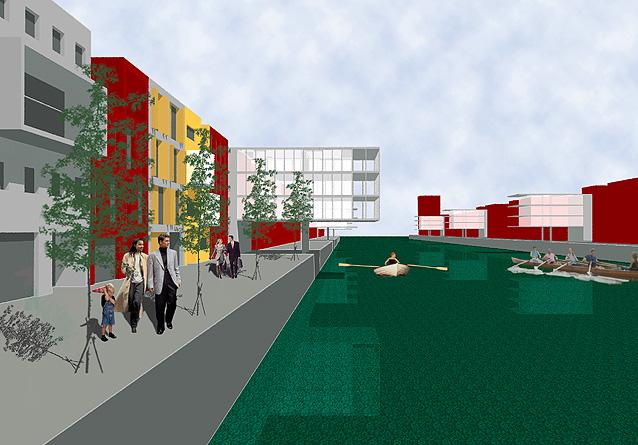 dortmund hochhausbebauung der diskussionsthread seite 15 deutsches architektur forum. Black Bedroom Furniture Sets. Home Design Ideas