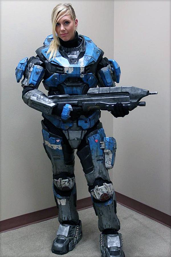 Halo reach noble 6 real face halo 4 39 forward unto dawn 39