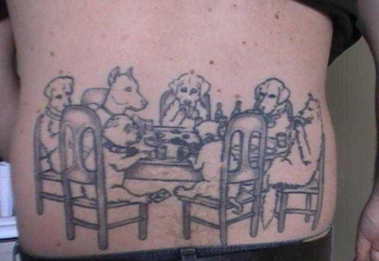Najdziwniejsze tatuaże #2 45