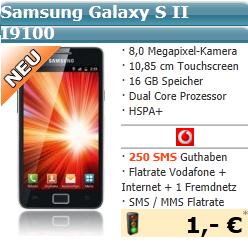 handybude.de grafik samsung galaxy s II