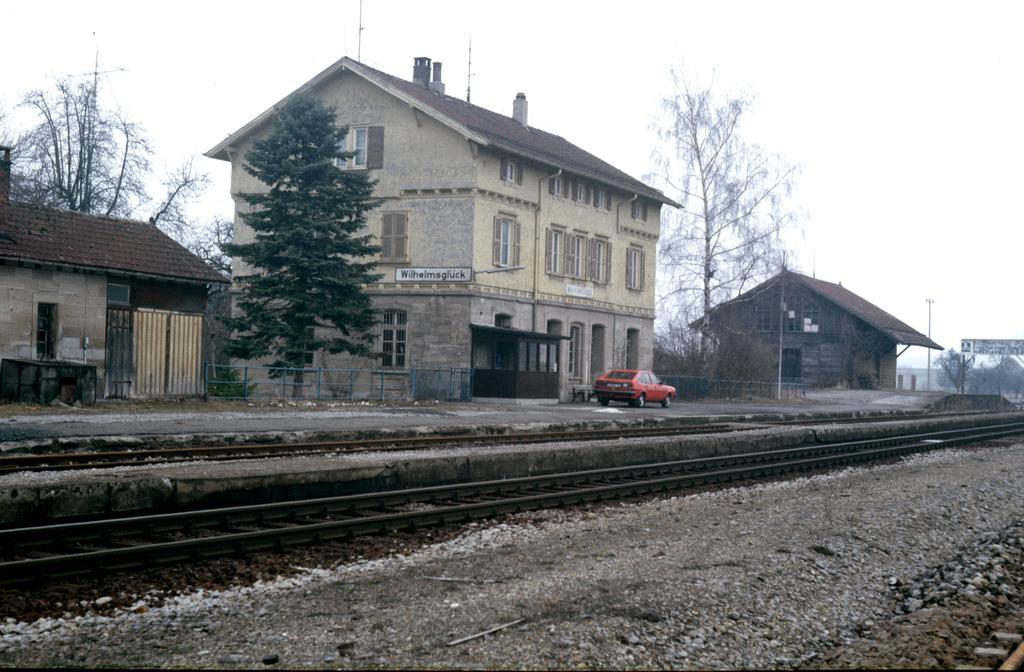 bahnhof hessental