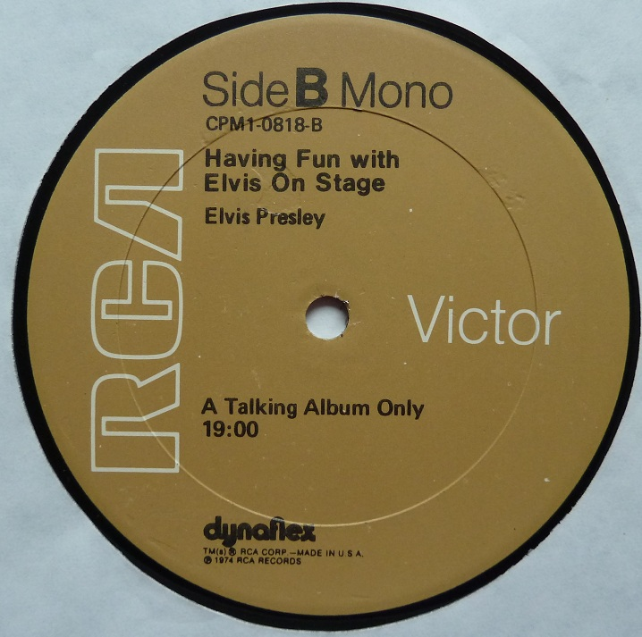 HAVING FUN WITH ELVIS ON STAGE (RCA) Havingfunus78side2qyyjy