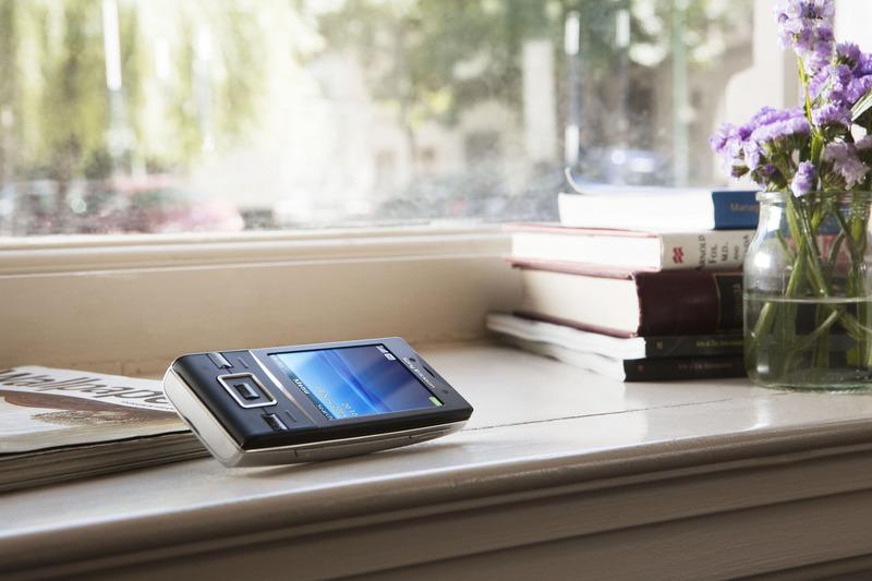 Sony Ericsson Hazel Themes
