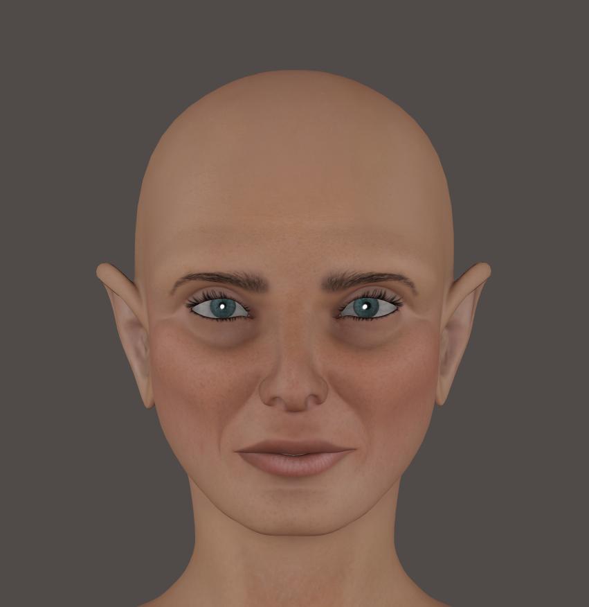 Neue Poserfigur My Michelle (by Tate) Head-raedchengedrehtxtqrd