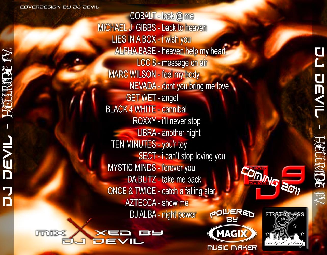 DJ DEVIL - Hell Ride 4