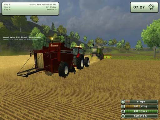 Hesston Big balle v 1.0 [MP]