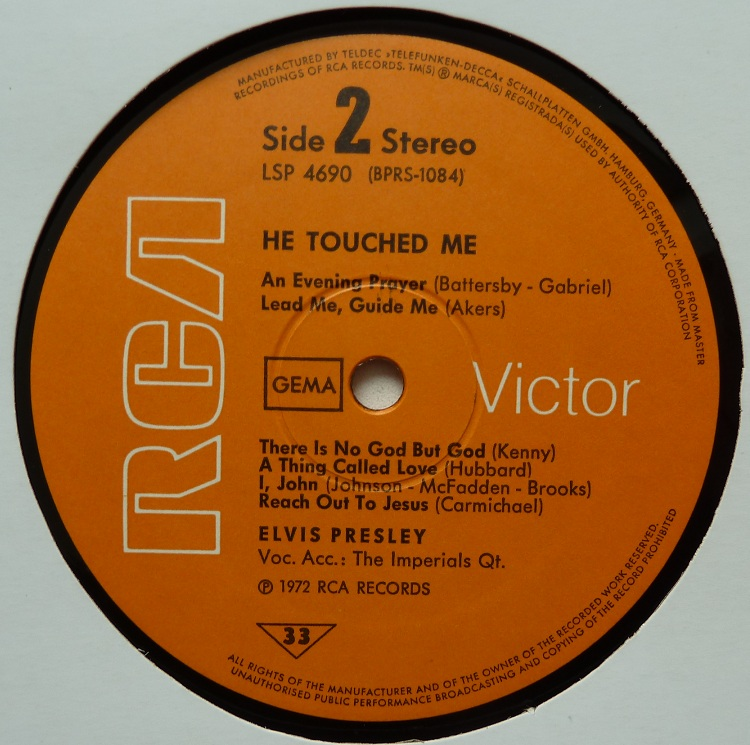 HE TOUCHED ME Hetouchedme72side25dl2j