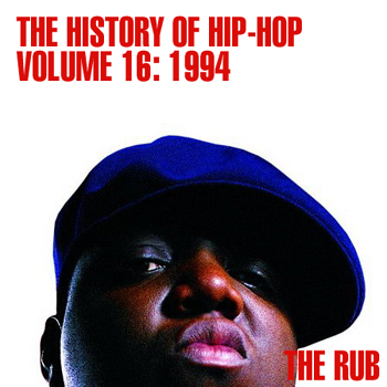 History of Hip-Hop Vol.16 1994 (Mixed by DJ Ayres)