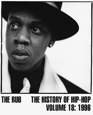 History of Hip-Hop Vol.18 1996 (Mixed by Cosmo Baker)