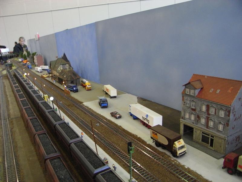 Messe Bremen: GERMAN RAIL '13 Hobf1gsuae