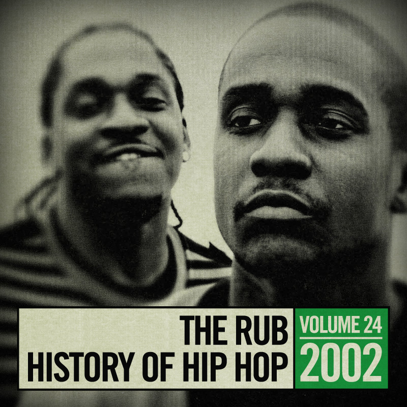 Hip-Hop History 2002 Mix
