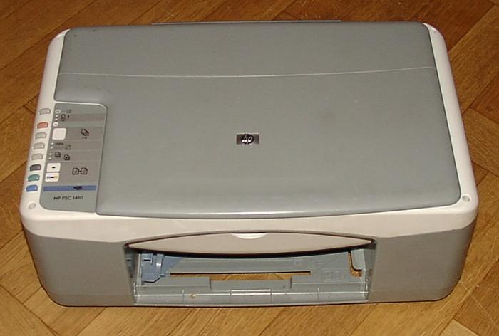Скачать драйвера для HP Psc 1410