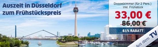 HRS Deals Düsseldorf Auszeit