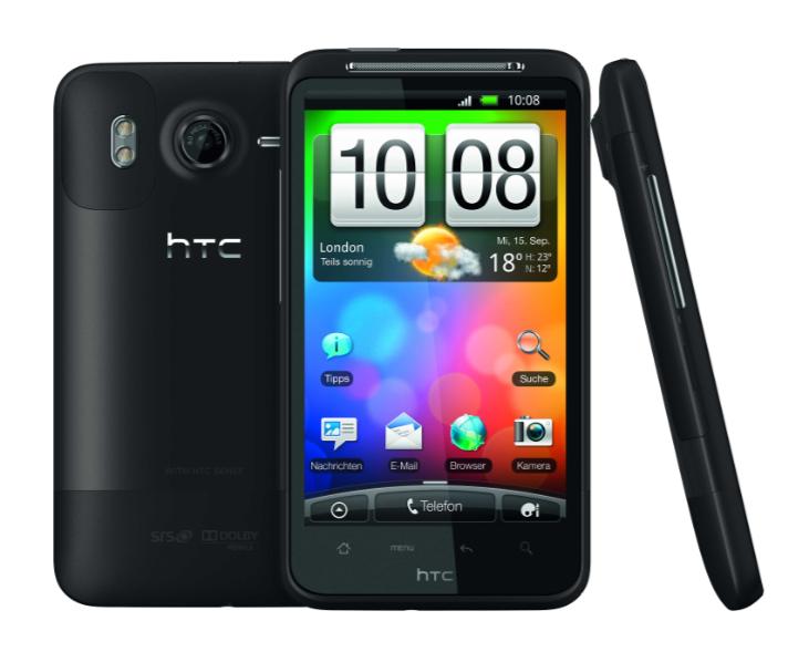 ebay WOW: Smartphone HTC Desire HD für nur 299€ inkl. Versand!