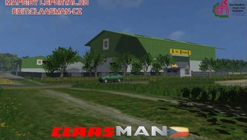TSzMap v3 Edit by CLAASMAN-CZ
