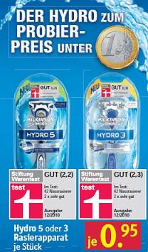 Hydro 3 und Hydro 5