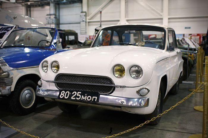 Samochody budowane w garażach ZSRR 17