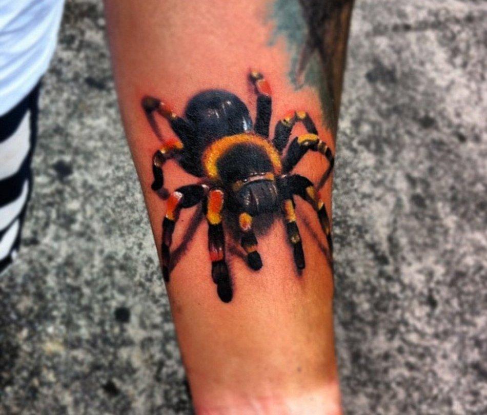 Realistyczne tatuaże 20