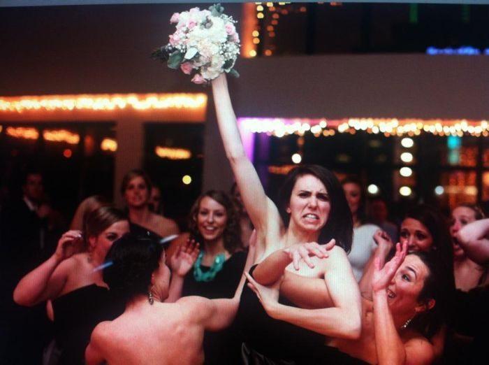Najdziwniejsze zdjęcia ślubne #3 27