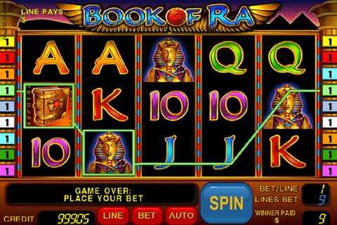 book of ra iphone free