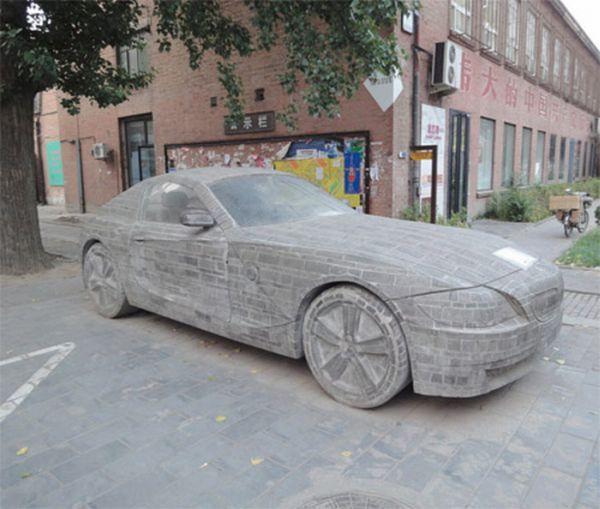 BMW Z4 z kamienia 6