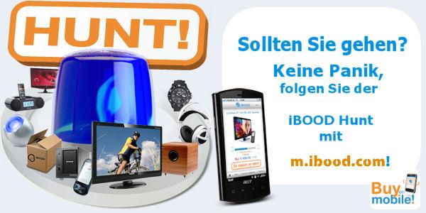 Wieder iBood Hunt #24! - 25.+26.09.2014 - Schnäppchen Abverkauf im Minutentakt!