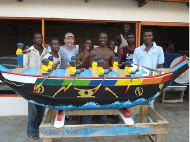 Nietypowe trumny z Ghany 3