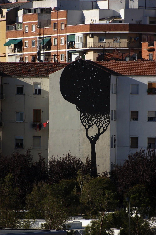 Street Art: Murale 8