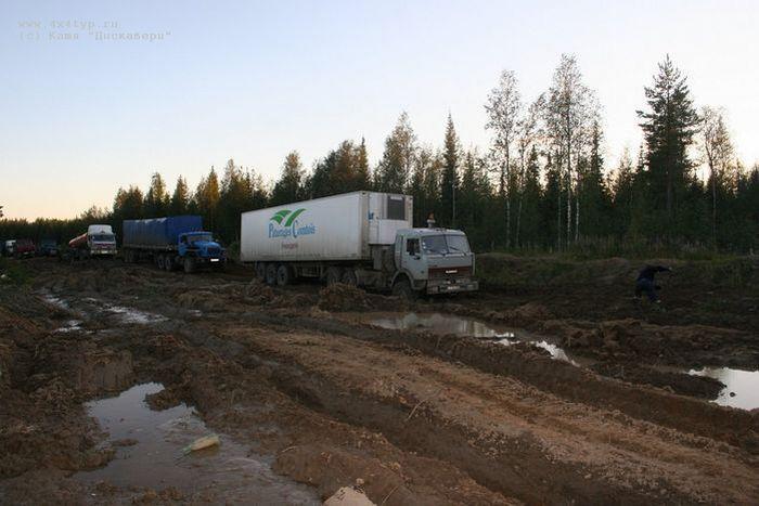 M56 Lena - najgorsza droga na świecie 45