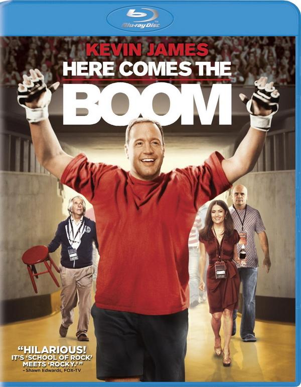 Dikkat Yumruk Geliyor! – Here Comes the Boom (2012) Türkçe Dublaj  tek Parça full izle