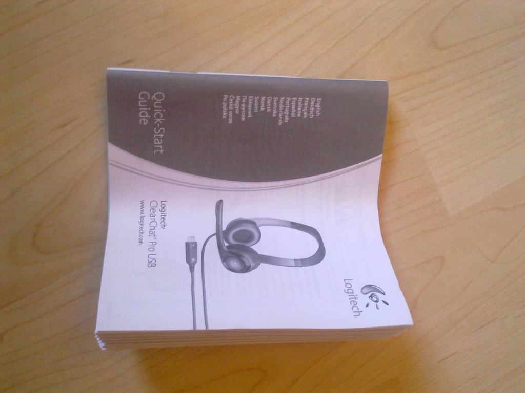 img 210y301 - [Review] Logitech ClearChat Pro USB