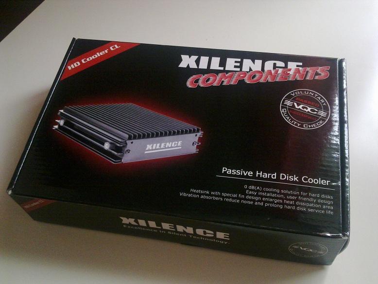 img 370ckm0 - [Review] Xilence COO-XPHD.CL.B Festplatten-Kühler
