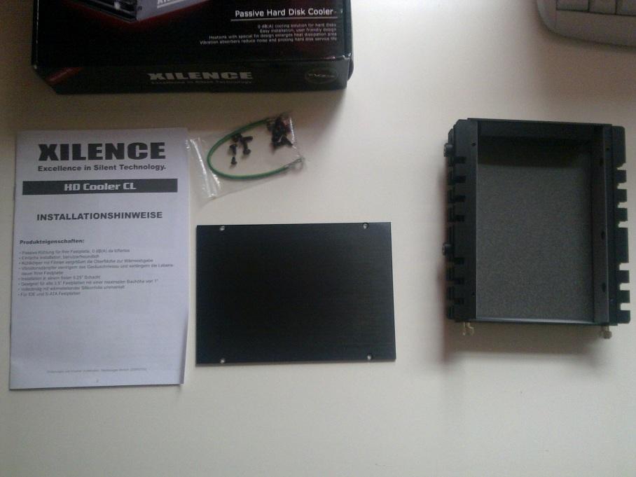 img 371087c - [Review] Xilence COO-XPHD.CL.B Festplatten-Kühler